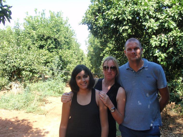 Friends of Gospa Citrus Sevilles