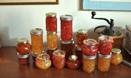 CANNING 101: TIPS FOR MAKING GOOD MARMALADE