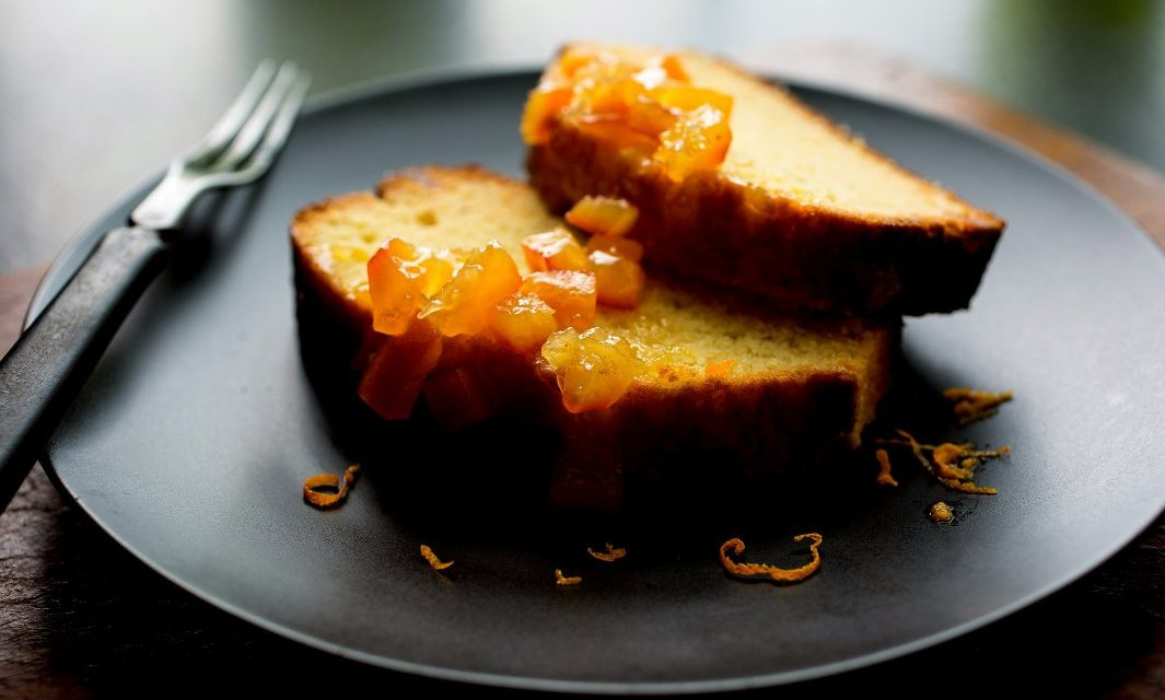 British Orange Marmalade Cake
