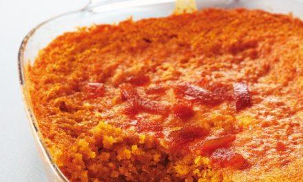 Marmalade Pudding Cake