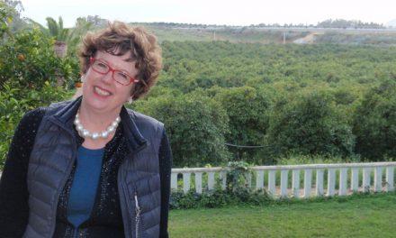 Lorraine Bowen visited Ave Maria Farm, a dream