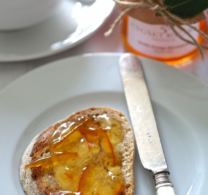 The ritual of making marmalade by Louise Robinson