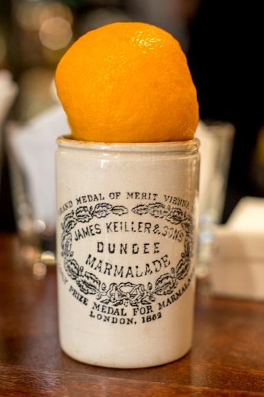Gospa Citrus Seville Orange in Soho London