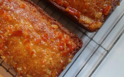 Dorie's Marmalade LoafCake