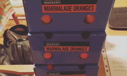 Marmalade 2017, by Nic Dempsey