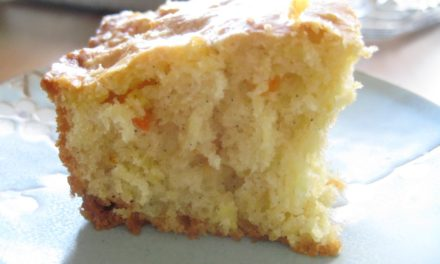 Marmalade Quick Bread