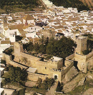 Castillo de Luna Mairena del Alcor